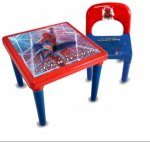 Spider-Man table and chair £14.99 Home Bargains