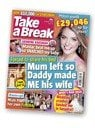 Win with Take a Break - Prizes Totalling £29,092 - Issue 43