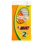 BIC 2 Sensitive Shaver Pack x 10, 2 Packs For £2.50, (Usually £1.90 each) - Free Instore Collection @ Superdrug