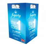 Fogarty 1 Tog Duvet - Dunelm - £8.99