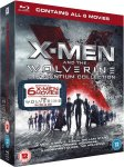 X-Men and The Wolverine Adamantium Collection (six X-Men and Wolverine films plus UV copies) Blu-ray Boxset - £17.99 (with code NEWZ) at Zavvi