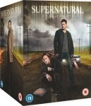 Supernatural - Season 1-8 Complete [DVD] £45 Delivered + £2 Amazon Appstore promotional code @ Amazon