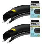 Pair Continental GP4000 S II Tyres with 2 Free Innertubes 59.99 at Merlin Cycles