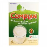 Complan Vanilla Case Deal on Approved Food - Bargain to stock up on £4.99 + £5.25P&P (min spend £15) @ Approved Food