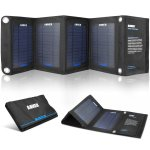 Anker® 14W Solar Panel Foldable Dual-port Solar Charger with PowerIQ™ Technology for 5V USB-charged Devices Including GPS Units, iPhone 6 Plus 5S 5C 5 4S, iPad 5 4 3 2, Air 2, mini 3, Android Phones and Android Tablets £39.99 @ Amazon