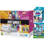 Basic Wii U with Just Dance 2014, New Super Mario Bros. U and Sing Party (inc. Microphone) - £169.99 @ Zavvi