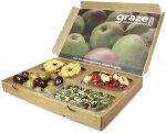 4 grazes boxes delivered for £5 @ Living Social