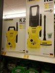 Karcher K2 £35 instore @ Wilko