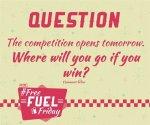 Win a £20 of fuel @ RAC @ FB