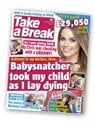 Win with Take a Break - Prizes Totalling £29,050 - Issue 44