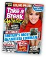 Win with Take a Break - Prizes Totalling £20,000 - Winter 1 Issue 11