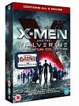 X-Men And The Wolverine Adamantium Collection [DVD] £12.00 @ Amazon