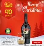 Baileys Original 1ltr £10 @ Asda. Online and In store