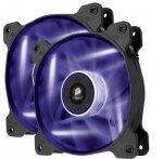Corsair Air Series AF120-LED Purple (Dual Pack) £12 @ amazon (AF120 - Red Led £13)
