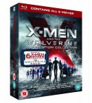 X-Men And The Wolverine Adamantium Collection [Blu-ray 3D + Blu-ray] - £16.50 at Amazon
