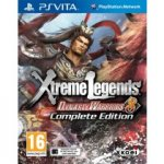 Dynsaty Warriors 8 Xtreme Legends Complete Edition PS Vita New £9.99 @ the game collection