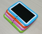 7inch android kids tablet with silicone case, price includes delivery @ D2D Distributions / LivingSocial