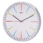 Colourful wall clock at Amazon.co.uk for only £8.50 + lots more discounted @ Amazon (Free delivery £10 spend / Prime)