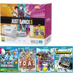 Basic Wii U (8GB) with Just Dance 2014, Nintendo Land, New Super Mario Bros. U, Super Smash Bros. U, Captain Toad & Wiimote - £349.96 @ Zavvi