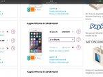 Iphone 6 16gb  used grade b £469.99 @ smartfonestore