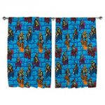TMNT (Turtles) Curtains from £9.20 @ Tesco Direct
