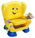 Fisher Price Smart Chair in yellow £25.43 (free uk delivery) @ Amazon