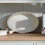 Prestige Create Almond Oval Roaster + Free reserve & collect £3.74 @ Dunelm Mill
