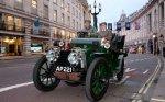 Saturday 1 November, Regent Street Motor Show