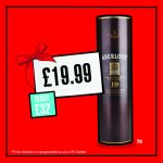 Aberlour 10 Year Old Single Malt Whisky 70cl £19.99 @ BargainBooze
