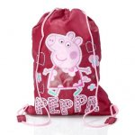 Peppa pig kids trainer bag £2.49 @ Dunelm Mill