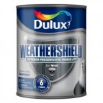 Dulux Weathershield Clear Primer & Preserver £6 @ B&Q. Normally £15.98