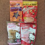Various 20p items sainsburys - milkshake, hot chocolate