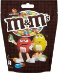 M&M's Chocolate Pouch or Peanuts (165g) ONLY £1.00 @ Asda