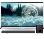 Sony  BRAVIA  55inch 4k TV with sound bar over £400 off + 5 year guarantee - £1399 @ Currys