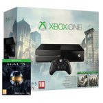 Xbox One (without Kinect) + Halo Collection + AC: Unity + AC: Black Flag - £349.85 @ ShopTo