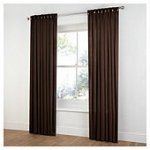 Tesco Direct Canvas Curtains 46x90 various colours from £3.20