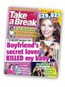 Win with Take a Break - Prizes Totalling £29,025 - Issue 45
