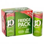 J20 Cans 6 pack £4.49 Scanning at £2.00 @ Tesco