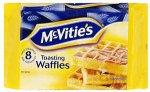 mcvities toasting waffles £1 *dairy free* @ Sainsbury's