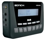 Refurbished Sonichi S100 Digital Radio Adaptor @ Halfords