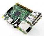 Raspberry Pi B+ Desktop (700MHz Processor, 512MB RAM, 4x USB Port) FREE DELIVERY £25.60 @ Amazon
