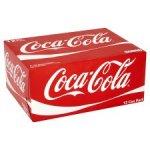 Coca Cola Regular, Diet and Zero 12 X 330Ml Pack £3.00 Tesco Instore + online
