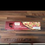 JUS-ROL BAKE IT FRESH ( 2 thin crust pizza bases & tomato sauce 60p) in heron foods)