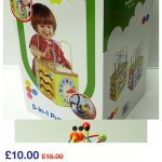 Little tykes 5 in 1 puzzle cube - £10 @ Asda Direct