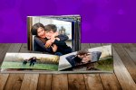 "Personalised 6"" x 4"" Photobook	 NOW £2.99 delivered @ Wowcher"