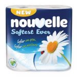 Nouvelle toilet roll 9 pack £2.49 LIDL in store