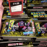 Monster high colour me creepy set £14.99 @ clearance bargains