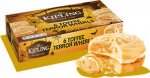 Mr Kipling Toffee Terror Whirls 0.25p a pack at Sainsburys plus 0.30p cashback available through Shopitize