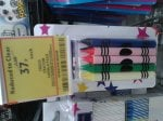 Tesco 8 pack of Crayon Candles 37p @ Tesco Instore