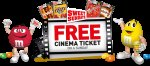 Revels large pouches £1.12 at Co-operative with Sweet Sundays free cinema ticket code
